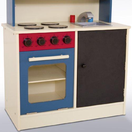 Infantastic kdk02 cucina giocattolo per bambini in legno - Cucine per bambine ...