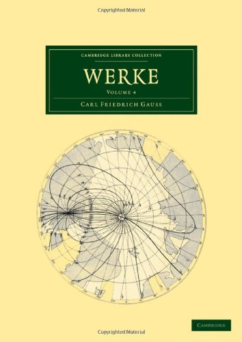 Werke (Cambridge Library Collection - Mathematics)