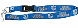 Dallas Mavericks Breakaway Lanyard with Key Ring