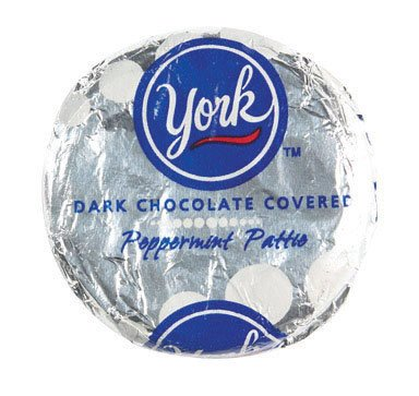 York Peppermint Patties Mini, Size: 175