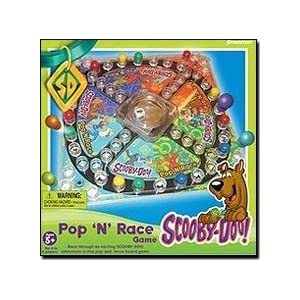 Scooby Doo games: Pop 'N Race!