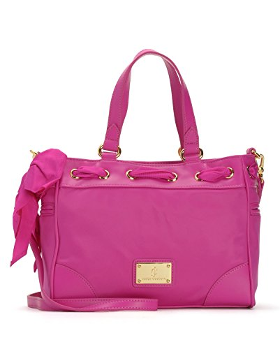 Juicy Couture Malibu Nylon Mini Daydreamer (Dragon Fruit) (Juicy Couture Side Bag compare prices)
