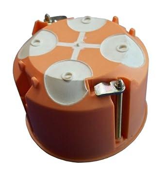 Hohlwanddose mit Membrane 61 mm tief