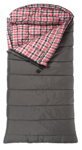 TETON Sports Celsius XXL 18 Degree C 0 F Flannel Lined Sleeping Bag