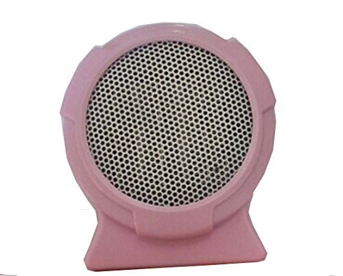 Tree Ccc Personal Mini Fan Forced Heater (One Size, Pink)