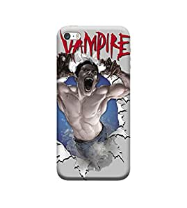 EPICCASE Premium Printed Mobile Back Case Cover With Full protection For Apple iPhone 5 / iPhone 5S (Designer Case)