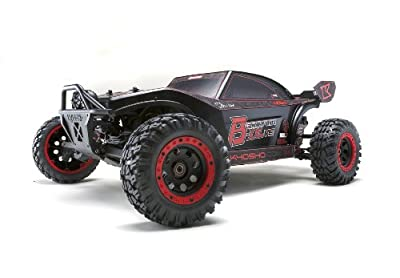 Kyosho EP 2WD Scorpion B-XXL RC Car (1/7-Scale)