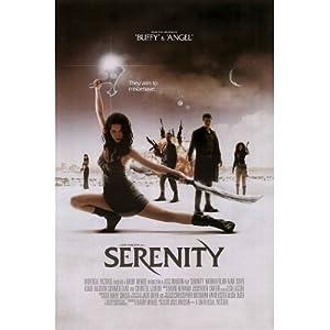Serenity movie amazon