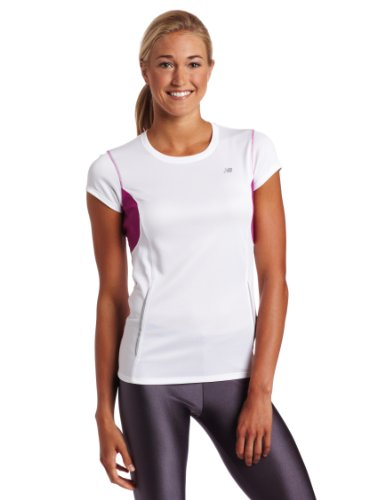 New Balance WRT1337 Women's Short Sleeve T-Shirt