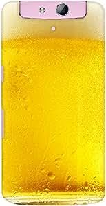 Kasemantra Beer Glass Case For OPPO N1