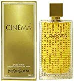 Yves Saint Laurent Cinema : 90ml 3.0 fl.oz. Eau De Parfum Natural Spray