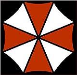 Umbrella Corporation Logo Sticker - Resident Evil Fans