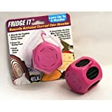 Fridge-It Naturally Activated Charcoal Odor Absorber