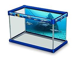 Elive 01034 Dangerous Waters - Shark Framer w/ Background 10G