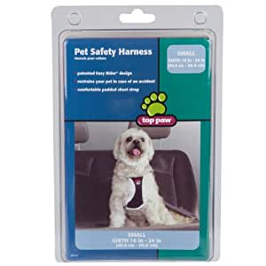 how to put on a top paw dog harness video