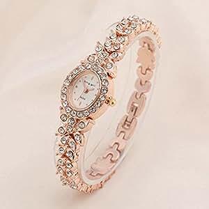 GATTS Round Dial Ladies Diamond dial Watch