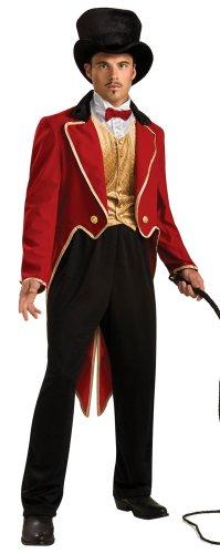 Halloween Circus Ringmaster Costume for Men