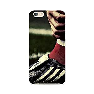 RAYITE Gerrard Shoes Premium Printed Mobile Back Case For Apple iPhone 6 Plus/6s Plus