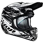 Thor Motocross Verge Twist Helmet - X-Large/Black