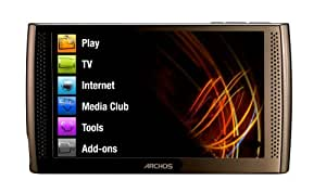 Archos 7 320 GB Internet Media Tablet