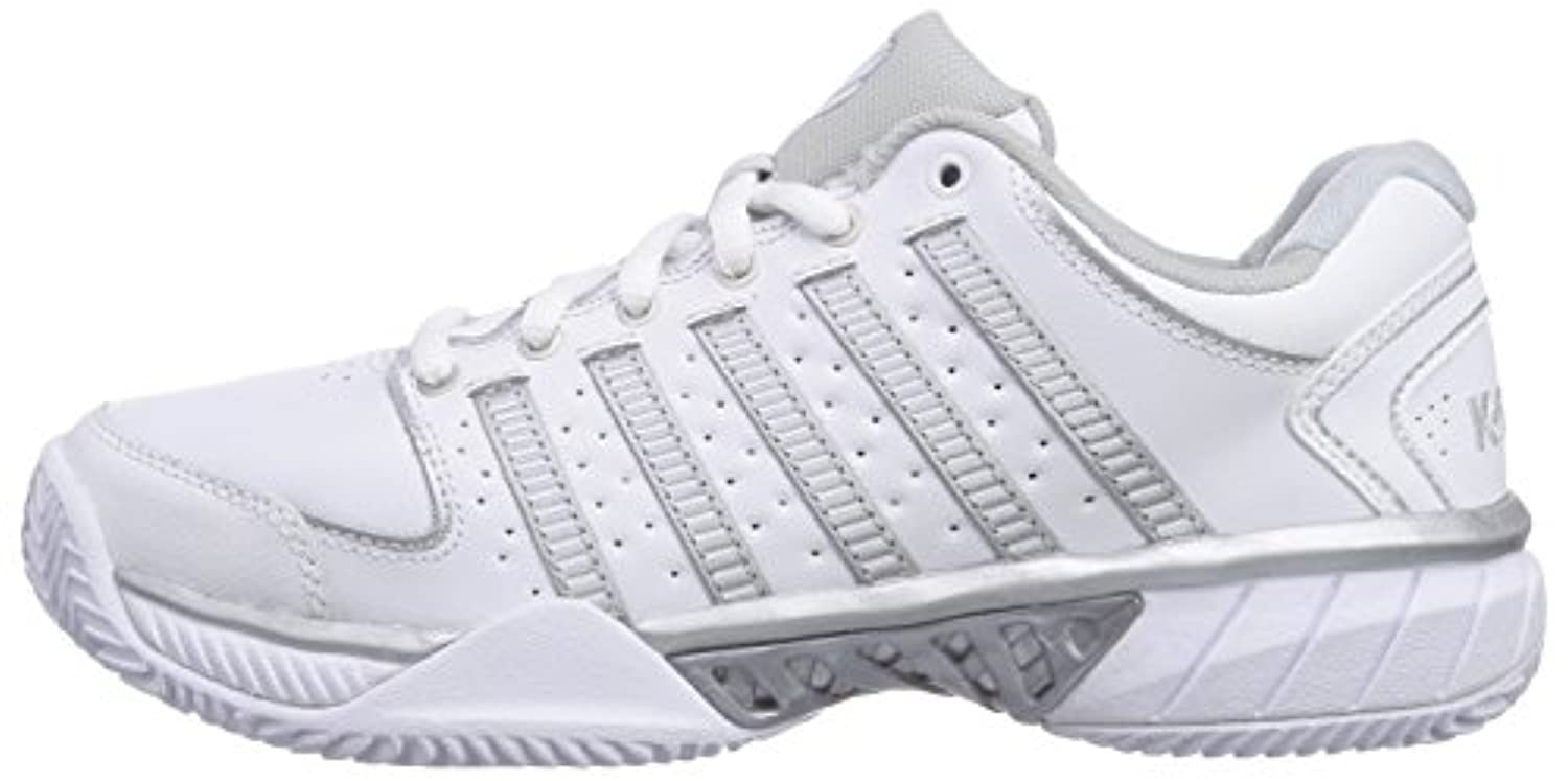 Ladies K Swiss Hypercourt Express Tennis Shoes