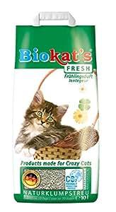 Biokats 28465 Fresh 10 Liter