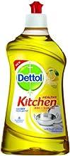 Dettol Kitchen Dish and Slab Gel - 200 ml (Lemon Fresh)