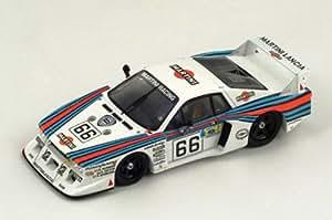 Amazon.com: 1981 Lancia Beta Monte Carlo, No.66, Le Mans, Riccardo