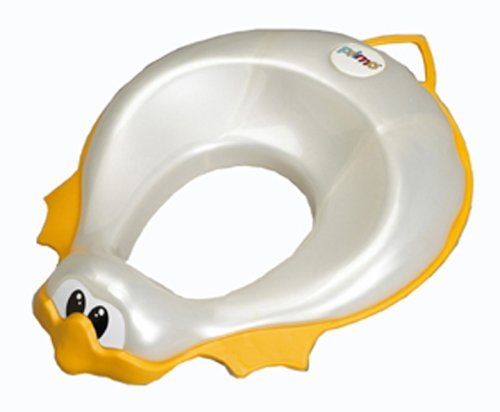 Primo Ducka Toilet Set Reducer (White) front-3206