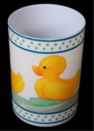 Duck Bathroom Sets front-1033000