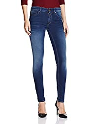 Replay Womens Skinny Jeans (WX689Y.000.49B A02_Medium Blue_28W x 32L)