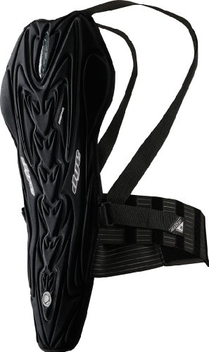 Dye Snow Back Protector, Black, X-Large