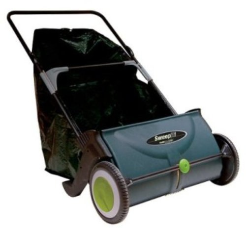Yardwise 136300YW 25-Inch Sweep It Push Yard Sweeper