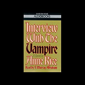 Interview with the Vampire Hörbuch