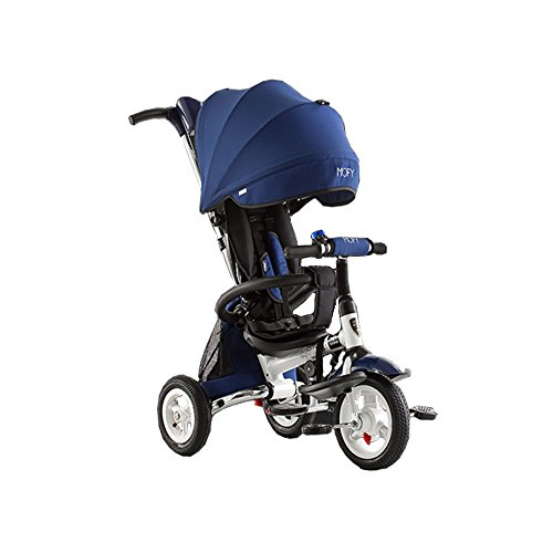 ALMONCI-2-In-1-Folding-Bicycle-Tricycle-Baby-Stroller-Bike
