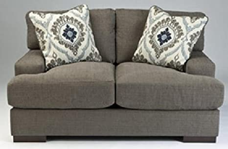 Carlino Mile Mineral Loveseat