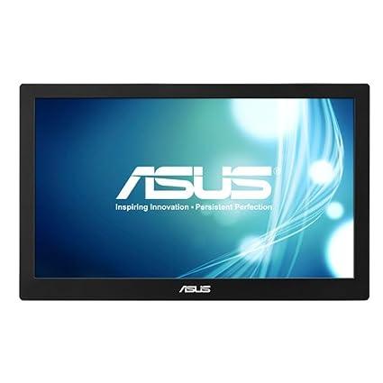 """Asus MB168B + Écran PC LED TN 15,6"""" 1920 x 1080 (Full HD) USB 3,0 Noir/Argent (Moniteur HD portable alimenté par port USB)"""