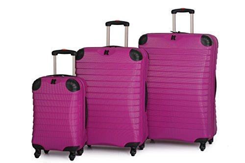 it-luggage-maleta-morado-rosa-3-unidades