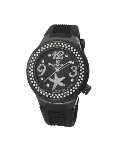 Kienzle K2062173283-00280 - Orologio da polso donna, silicone, colore: nero
