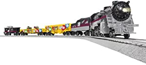 Kyle Busch #18 O-Gauge Ready-to-Run NASCAR Train Set