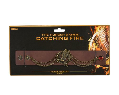 NECA The Hunger Games: Catching Fire Mockingjay Cuff - 1