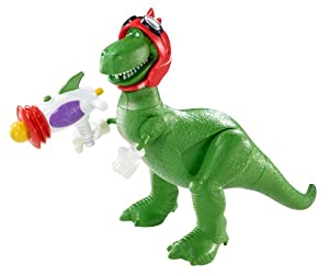 Toy Story RC?s Race Deluxe Rex Figure