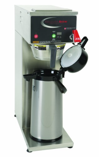 Grindmaster-Cecilware B-Sap Precision Brew Single Digital Air Pot Brewer