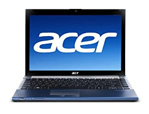 Acer Aspire TimelineX AS3830TG-6431 13.3-Inch Laptop (Cobalt Blue Aluminum)