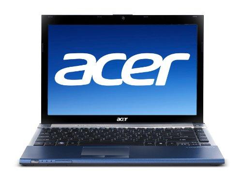 Acer Aspire TimelineX AS3830T-6870 13.3-Inch Aluminum Laptop (Cobalt Blue)