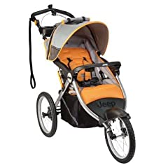Buy Jeep Overland Limited Jogger Stroller - Fierce by Jeep Overland