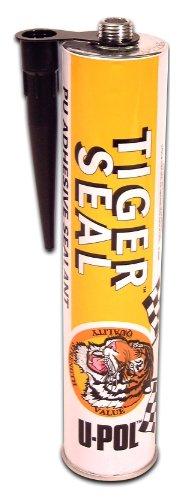 Tiger Seal UPol TIG/NB 310ml Polyurethane - Black