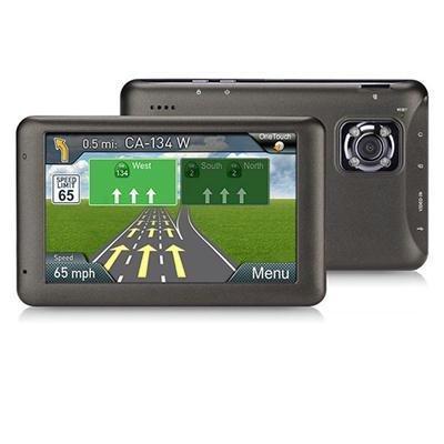 "Magellan RoadMate 6230-LMX Portable Automobile GPS w/ 5"" Touchscreen"
