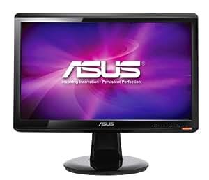 Asus VH168D 39,6 cm (15,6 Zoll) Monitor (VGA, 11ms Reaktionszeit) schwarz
