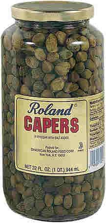 Capers - Qt. Jar